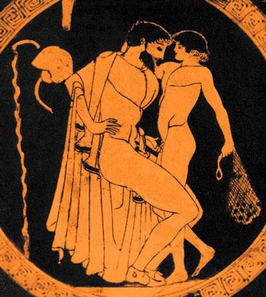 смотреть порно о древней греции